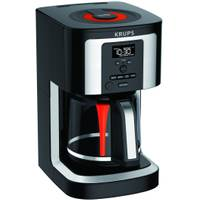 Krups 14-Cup Thermo Brew Coffee Maker from Blain's Farm and Fleet