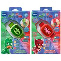 Leap Frog PJ Masks Super Learning Watches Assortment from Blain's Farm and Fleet