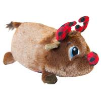 Petstages Fattiez Reindeer Dog Toy from Blain's Farm and Fleet