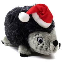 Petstages Holiday Hedgehogz Brown Toy from Blain's Farm and Fleet