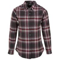 CG l CG Women's Flannel Top from Blain's Farm and Fleet