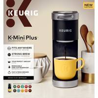 Keurig K-Mini Plus-Black from Blain's Farm and Fleet