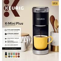 Keurig K-Mini Plus-Black from Blain's Farm and Fleet