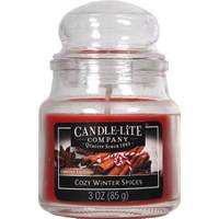 Candle-Lite 3 oz Winter Spices Jar Candle from Blain's Farm and Fleet