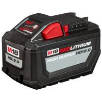 Milwaukee M18 Red Lithium HD 12.0 Battery Pack from Blain's Farm and Fleet