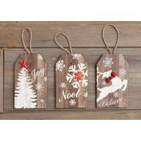 Your Hearts Delight by Audrey Noel/Joy/Believe Ornament Assortment from Blain's Farm and Fleet