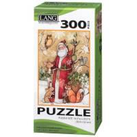 Lang 300-Piece  Woodland Santa Puzzle from Blain's Farm and Fleet