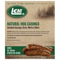 LEM Natural Hog Casings from Blain's Farm and Fleet