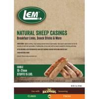 LEM Natural Sheep Casings from Blain's Farm and Fleet