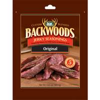 LEM Backwoods Jerky Seasonings from Blain's Farm and Fleet