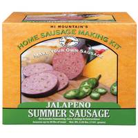 Hi Mountain Seasonings Jalapeno Summer Sausage Kit from Blain's Farm and Fleet