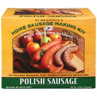 Hi Mountain Seasonings Polish Sausage Kit from Blain's Farm and Fleet
