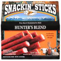Hi Mountain Seasonings Hunters Blend Snackin' Stick Kit from Blain's Farm and Fleet
