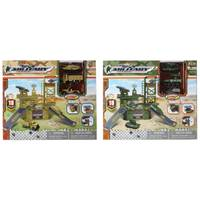 Suntoys Express Wheels Military Playset Assortment from Blain's Farm and Fleet