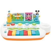 Kiddieland Mickey Mouse & Friends Activity Piano from Blain's Farm and Fleet