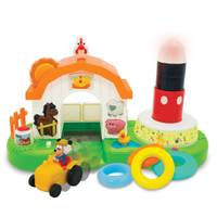 Kiddieland Mickey Mouse & Friends Farm Stacker from Blain's Farm and Fleet