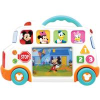 Kiddieland Mickey Mouse & Friends Talkin School Bus from Blain's Farm and Fleet