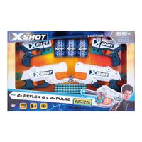 X-Shot 2x Reflex and 2x Recoil Combo Pack from Blain's Farm and Fleet