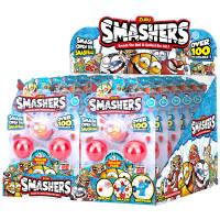 Zuru Smashers 3-Pack Collectibles Series 1 Assortment from Blain's Farm and Fleet
