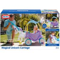 Little Tikes Magical Unicorn Carriage from Blain's Farm and Fleet