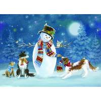 LPG Greetings 16-Count Winter Fun Holiday Cards from Blain's Farm and Fleet