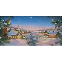 LPG Greetings 14-Count Silent Night Long Holiday Cards from Blain's Farm and Fleet