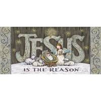 LPG Greetings 14-Count Jesus is the Reason Long Holiday Cards from Blain's Farm and Fleet