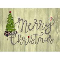 LPG Greetings 12-Count O Christmas Tree Holiday Cards from Blain's Farm and Fleet