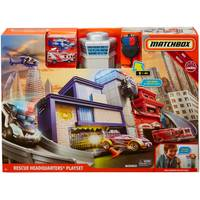 Matchbox Rescue Headquarters Deluxe Playset from Blain's Farm and Fleet