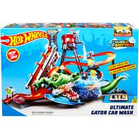 Hot Wheels Ultimate Gator Car Wash Playset from Blain's Farm and Fleet