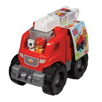 Mega Bloks Fire Truck Rescue from Blain's Farm and Fleet