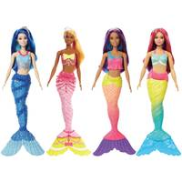 Barbie Mermaid Doll Assortment from Blain's Farm and Fleet