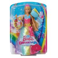 Barbie Brush 'N Sparkle Princess Doll from Blain's Farm and Fleet