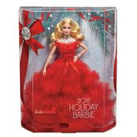 Barbie 2018 Holiday Doll from Blain's Farm and Fleet