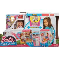 Barbie Large Rescue Vehicle from Blain's Farm and Fleet