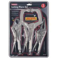 Toolrich 3-Piece Locking Pliers from Blain's Farm and Fleet