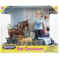 Reeves International Breyer Classics A Pet Groomer from Blain's Farm and Fleet