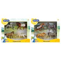 Reeves International Breyer Stablemates Gift Pack Assortment from Blain's Farm and Fleet
