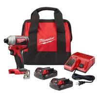 Milwaukee M18 CP BL 1/4