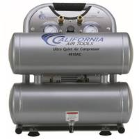 California Air Tools 1HP 4.6 Gallon Aluminum Air Compressor from Blain's Farm and Fleet