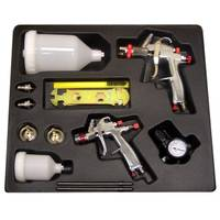 Sprayit LVLP Gravity Feed Spray Gun Kit from Blain's Farm and Fleet