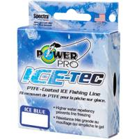 Shimano 10lb Ice Blue Power Pro Ice Tec Line from Blain's Farm and Fleet