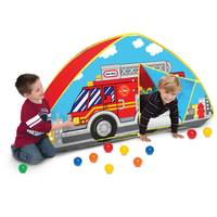 Little Tikes Fire Truck Bed Tent from Blain's Farm and Fleet