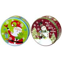 Lindy Bowman, Co. Cookie Tin - Size 1 Assortment from Blain's Farm and Fleet
