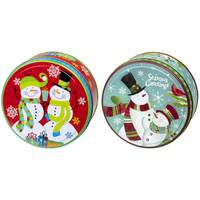 Lindy Bowman, Co. Cookie Tin - Size 2 Assortment from Blain's Farm and Fleet
