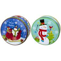 Lindy Bowman, Co. Cookie Tin - Size 3 Assortment from Blain's Farm and Fleet