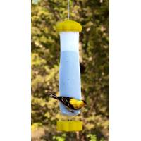 Panacea Blooming Yellow Flower Finch Feeder from Blain's Farm and Fleet