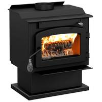 Stove Builder International Pyropak Wood Stove from Blain's Farm and Fleet