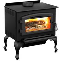Stove Builder International Columbia Wood Stove from Blain's Farm and Fleet