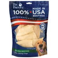 Pet Factory 8 oz USA Beefhide Chips from Blain's Farm and Fleet